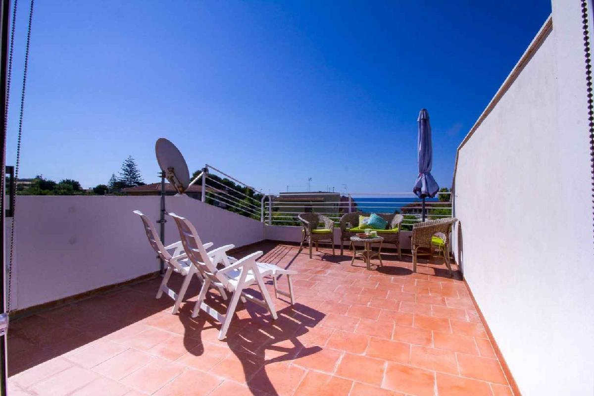 villa marina Seaview1 Pozzallo Sicilia