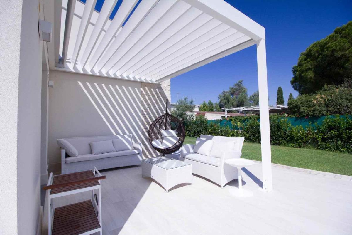 Villa Giame, private pool Pozzallo Sicilia