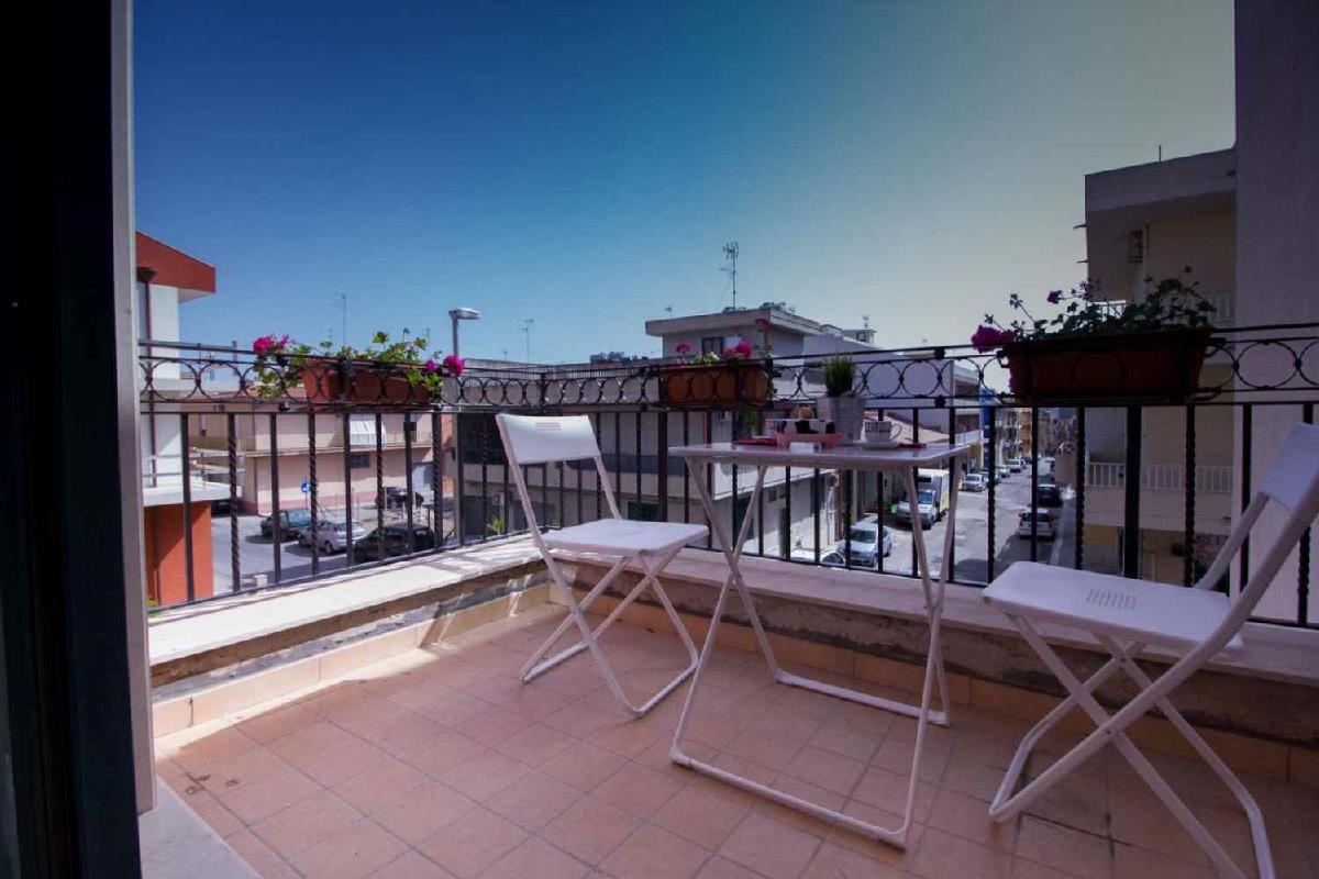 residence mareblu1 Pozzallo Sicilia