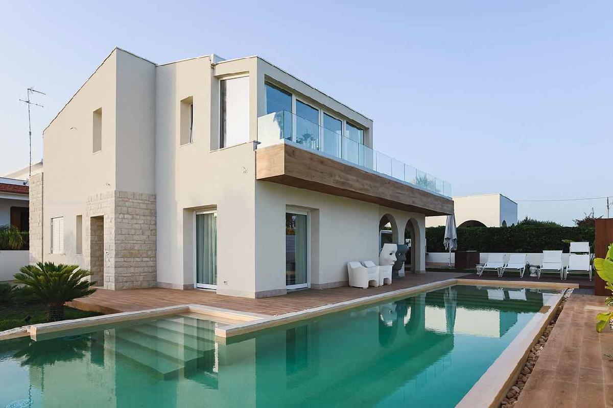 Villa Dea with private pool Ispica Sicilia
